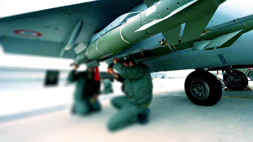 Hava Kuvvetlerindeki FETÖ operasyonunda gözaltı sayısı 44'e yükseldi