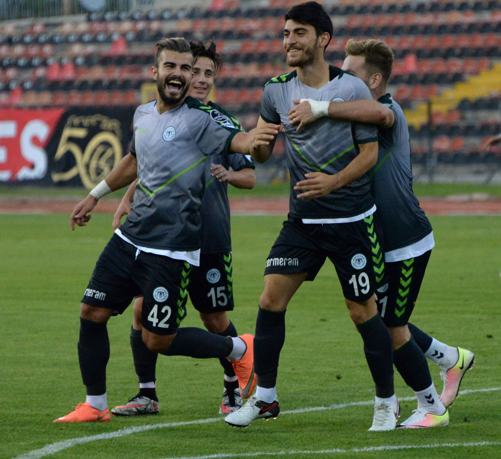 Konyaspor, Kızılcabölükspor ile karşılaşacak