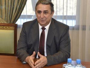 Taşkent Büyükelçisi Erpul Özbekistan Dışişleri Bakanı Kamilov ile görüştü