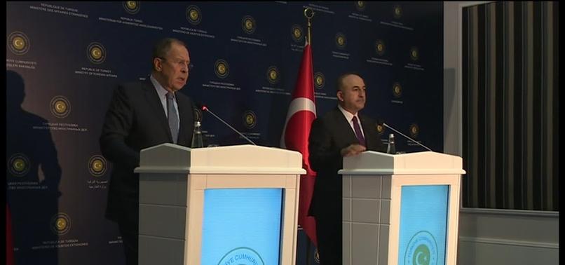 Lavrov: Türk askerlerine Suriye ordusu saldırdı.