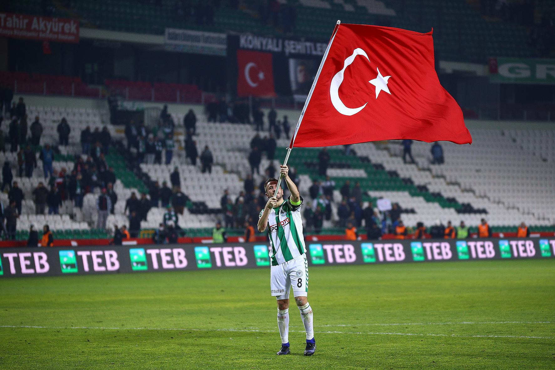 Konyaspor, Ali Çamdalı'nın sözleşmesini feshetti