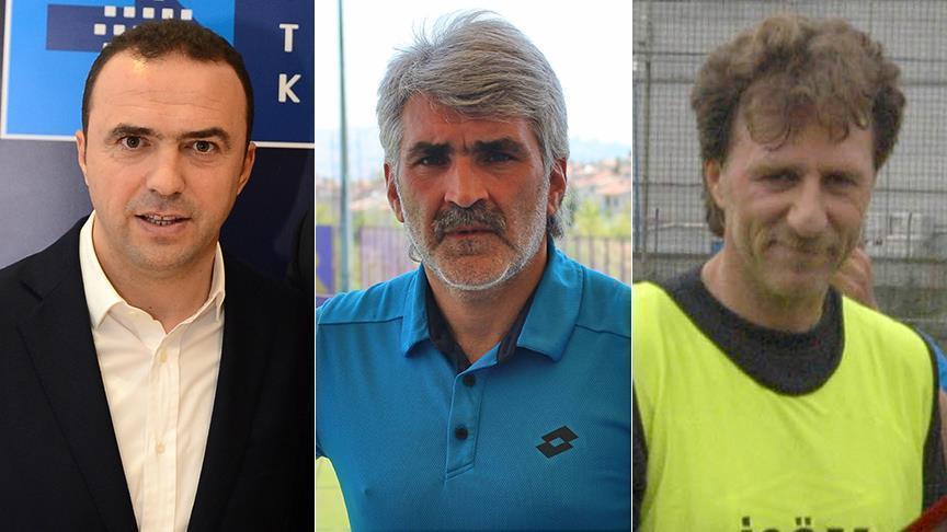 FETÖ'nün futbol yapılanmasına ilişkin soruşturma! İsmail Demiriz, Arif Erdem ve Uğur Tütüneker yargılanacak