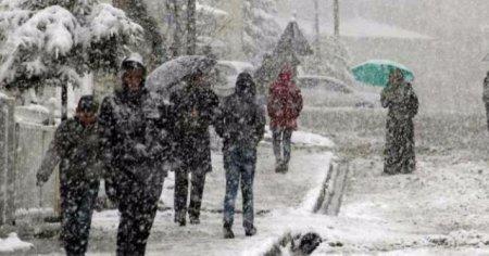 İşte Konya'da kar tatili verilen ilçeler