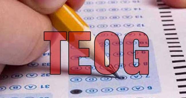 TEOG sınav sonuçları bugün açıklanıyor!