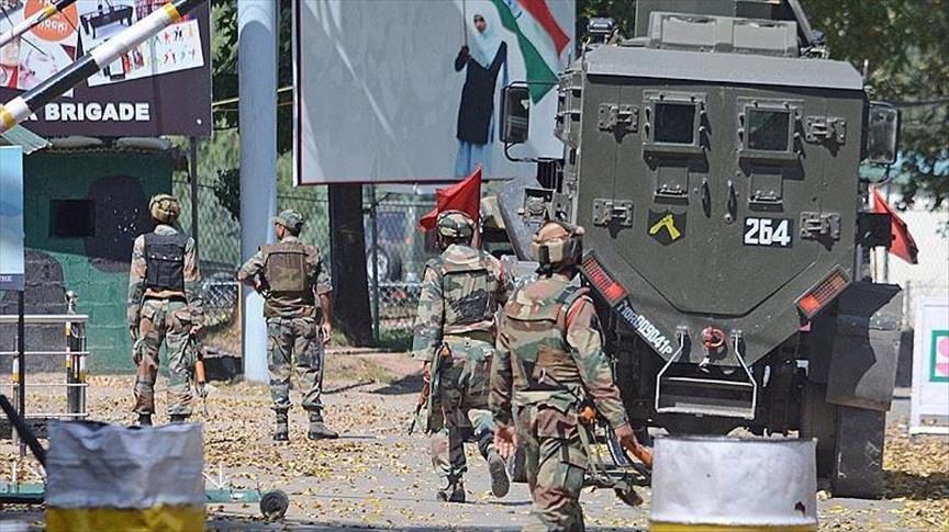 Keşmir'de direnişçi grubun lideri öldürüldü