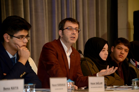 Gençlerin Gözünden 15 Temmuz Paneli Yapıldı