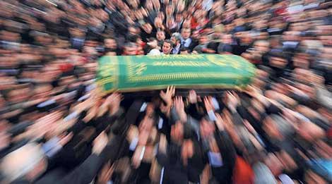 Mehmet Koyuncu'nun acı günü