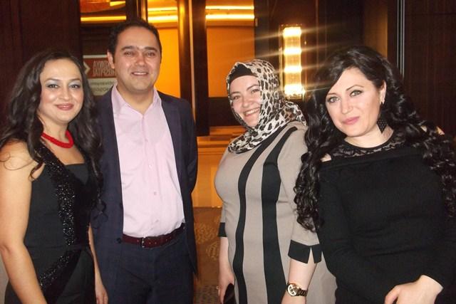 Konya Hospital'da Motivasyon Gecesi