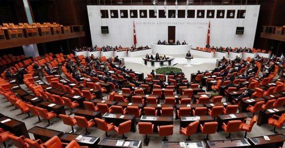 Anayasa Değişiklik Teklifinin Birinci Maddesi Kabul Edildi