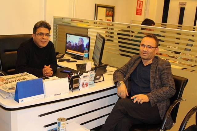 Cumhuriyet Savcısı Cihan Ergün Memleket'e konuştu