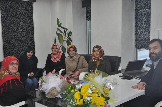 AK Parti Karatay'da 10 Ocak ziyareti