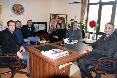 ASKON'dan Konya BYEGM'ye ziyaret