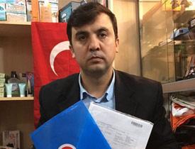 """Erdoğan'ın """"haddini bil"""" dediği kaymakam ortaya çıktı"""