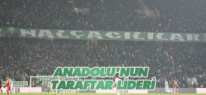 Anadolu'nun taraftar lideri Konyaspor