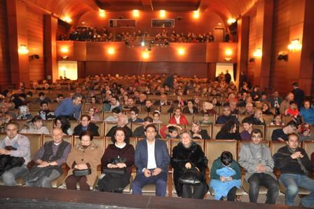 MMO üyeleri tiyatro etkinliğinde buluştu
