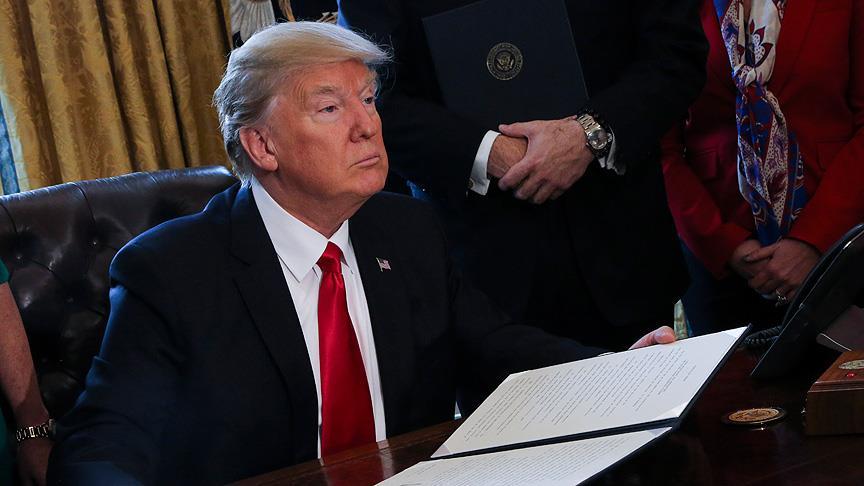 """Trump """"soykırım"""" demedi"""