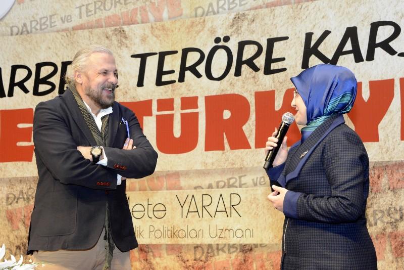 Mete Yarar Konya'da konuştu