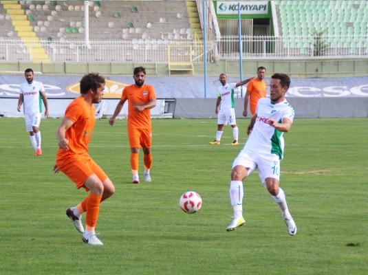 Büyükçekmece Tepecikspor: 1 - Konya Anadolu Selçukspor: 1