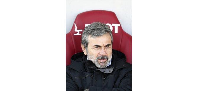 Aykut Kocaman'dan Gençlerbirliği  maçı sonrası değerlendirme