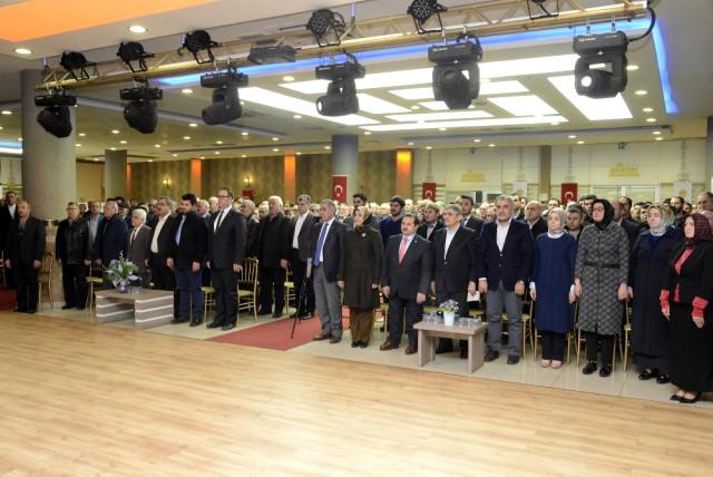 AK Parti Meram Danışma Meclisi Toplandı