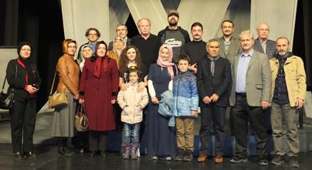 TYB Konya Şubesi Tiyatroda