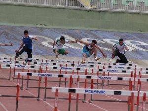 Atletizm okullar il birinciliği yapıldı