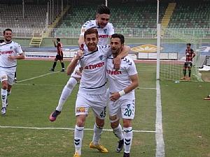 Gol düellosunda kazanan Anadolu