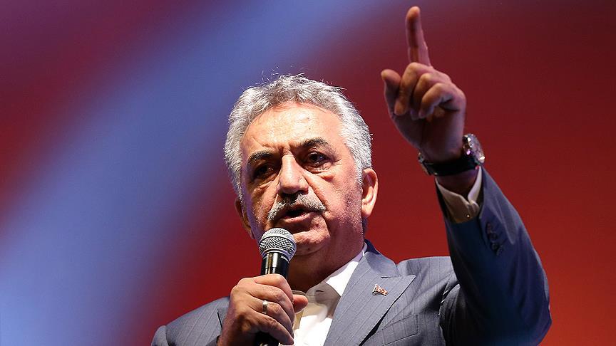 """""""Kıyamet kopmadıkça halk oylaması yapılacak"""""""