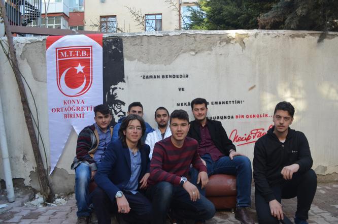 """Öğrencilerden Ersoy'un """"Çanakkale Şehitlerine"""" şiirine klip"""
