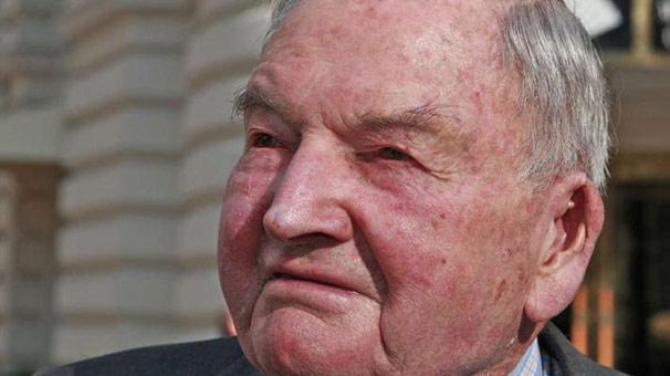 Son dakika: Milyarder iş adamı David Rockefeller hayatını kaybetti