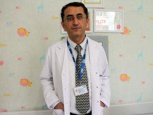 Dr. Taşbaş: Mevsim geçişlerinden en çok çocuklar etkileniyor
