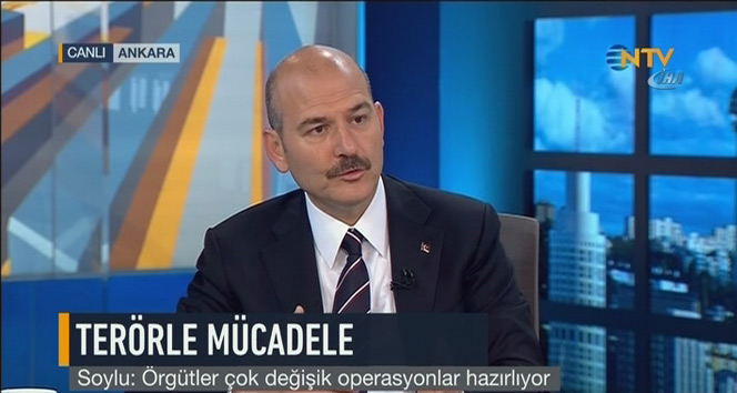 Bakan Soylu: 'PKK'nın elinde yeni nesil füzeler var'