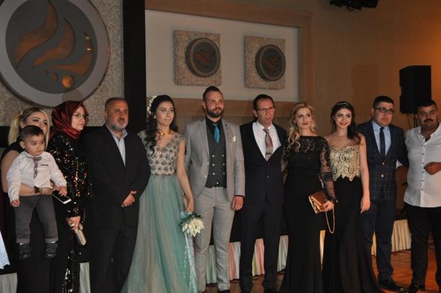 Fatma ve Mustafa evlilik yolunda ilk adımı attı