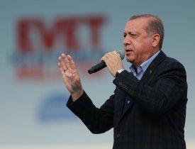 AK Parti'in 12. zaferi ile tarihe geçti