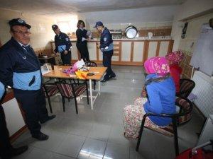 Beyşehir'de zabıtanın dilencilere yönelik mücadelesi sürüyor