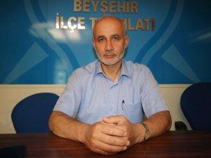 AK Parti Beyşehir  İlçe Başkanı Şenol'dan referandum değerlendirmesi