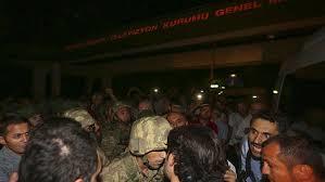 TRT'nin Ulus yerleşkesi ve Digitürk binasını işgal girişimi davası