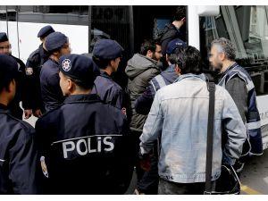 GÜNCELLEME - İzmir'deki terör operasyonu