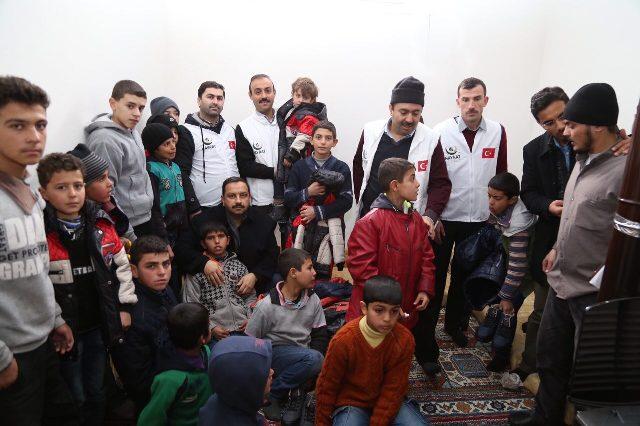 Hayrat, Suriyelileri sevindirdi
