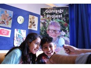 Günışığı Projesi, az gören çocuklara da umut ışığı oldu