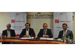 'E- Ticaret ile ticaretimiz artacak'