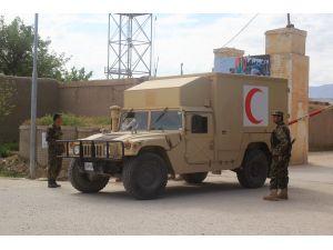 Afganistan'da kolordu komutanlığına düzenlenen saldırı