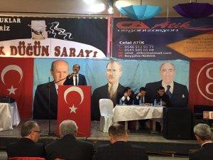 MHP Beyşehir'de Adem Sezen dönemi