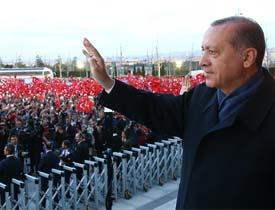 Erdoğan olağanüstü kongreyle genel başkan