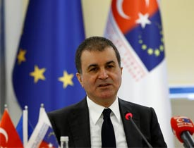 Bakan Çelik: Bu AKPM için tarihi bir hatadır