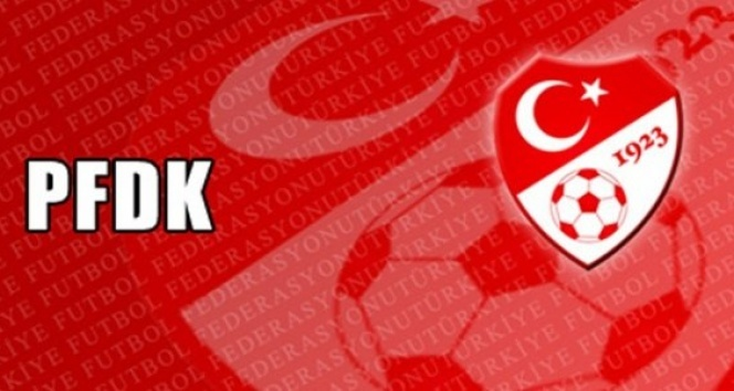 PFDK kararları açıklandı! Volkan'a 1, Yalçın ve Ufuk'a 5 maç ceza