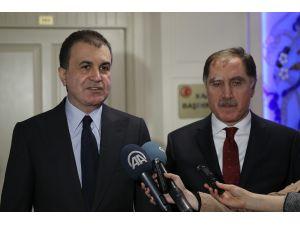 AB Bakanı Çelik'ten Kamu Denetçiliği Kurumuna ziyaret
