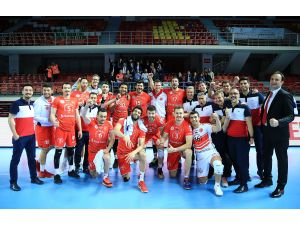Voleybol: Efeler Ligi play-off