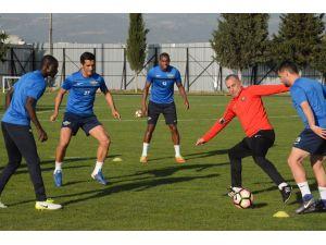 Akhisar Belediyespor'da Kasımpaşa maçı hazırlıkları