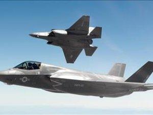 ABD Rusya sınırına F-35 konuşlandırıyor